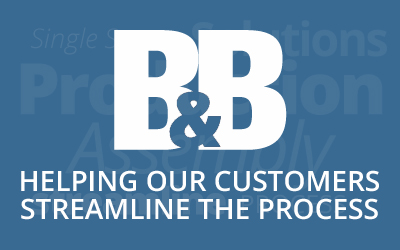 B&B Machine Production & Assembly